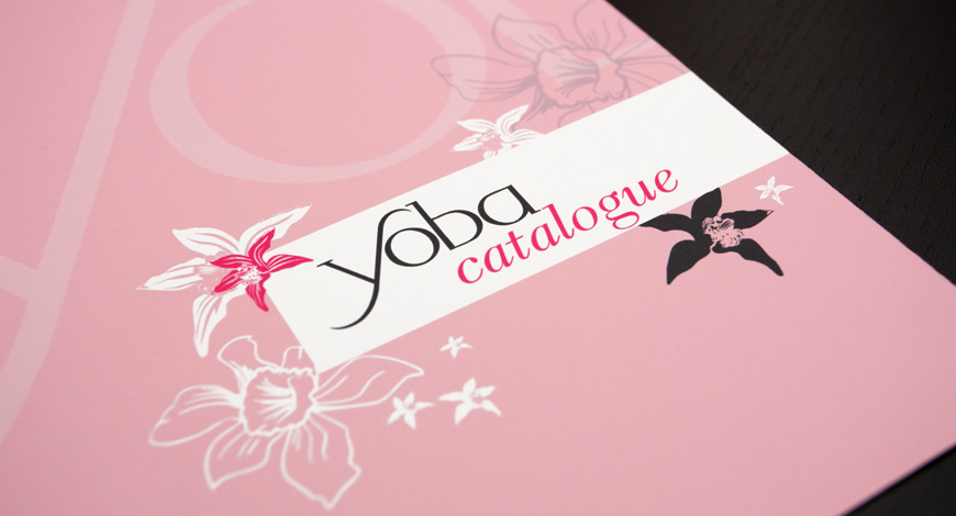 Couverture du catalogue Yoba